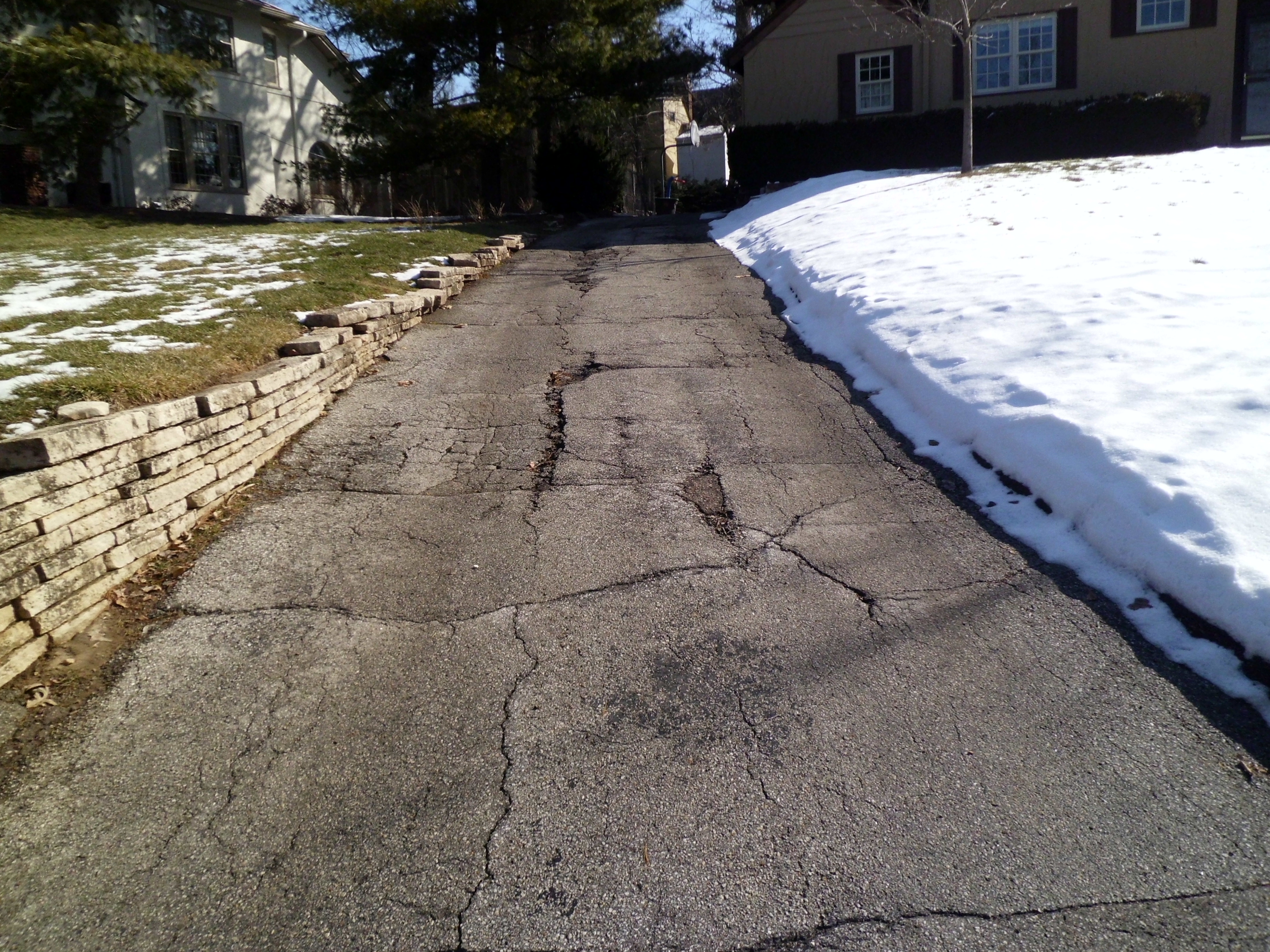 Before Amp After Pictures Terry S Quality Concrete