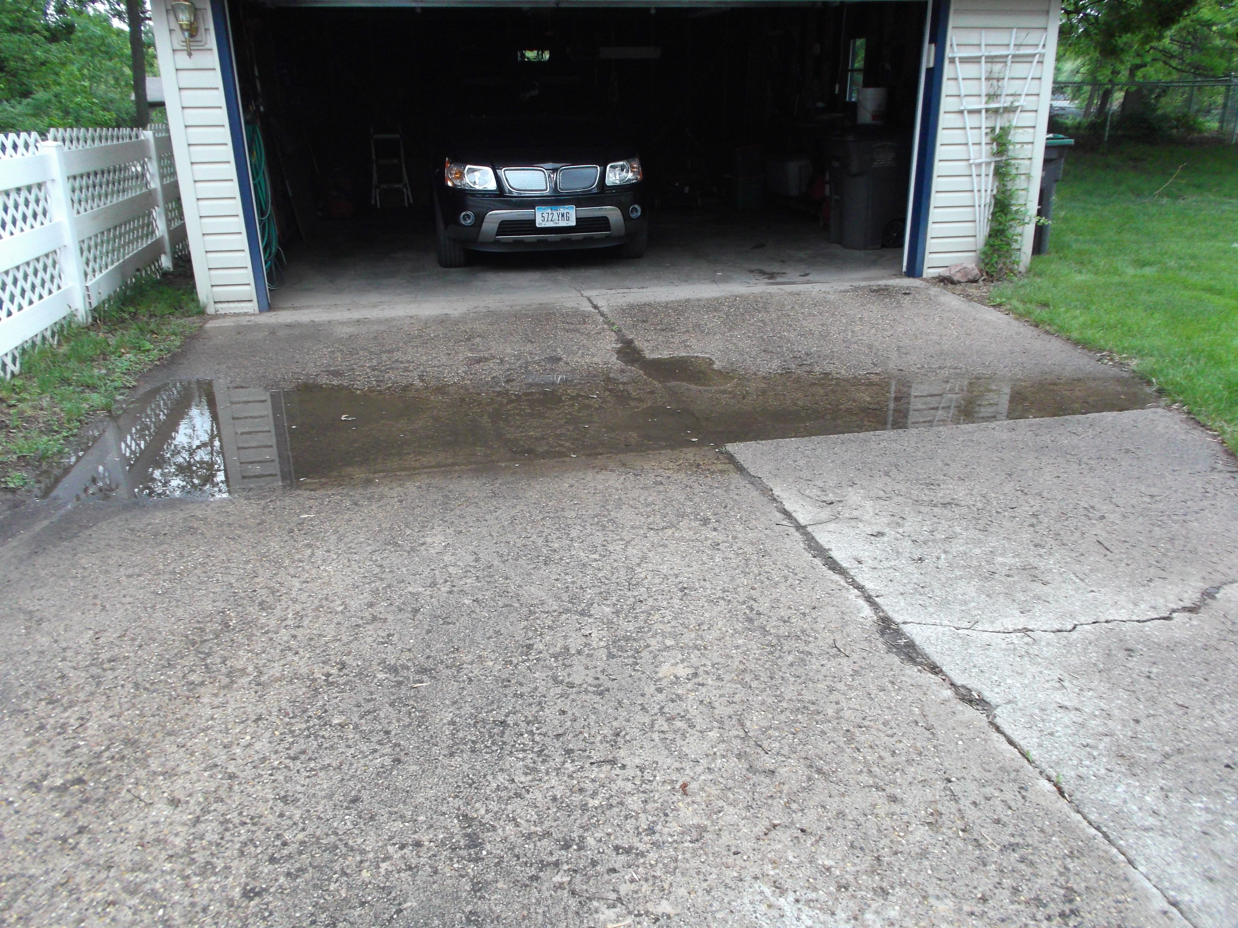 Driveway Problems Terry S Quality Concrete